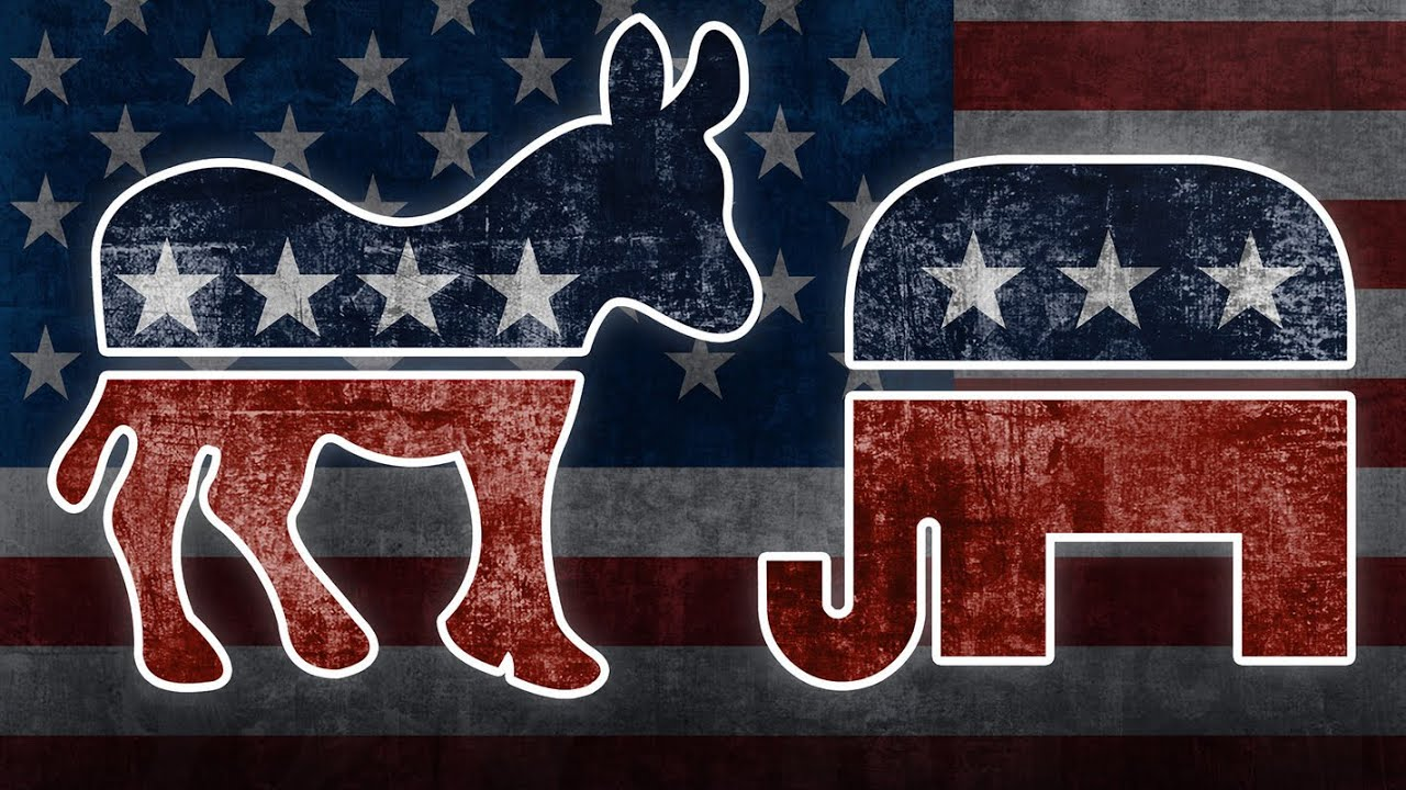 What Are The Differences Between The Republican And Democratic Parties: sciBRIGHT Politics
