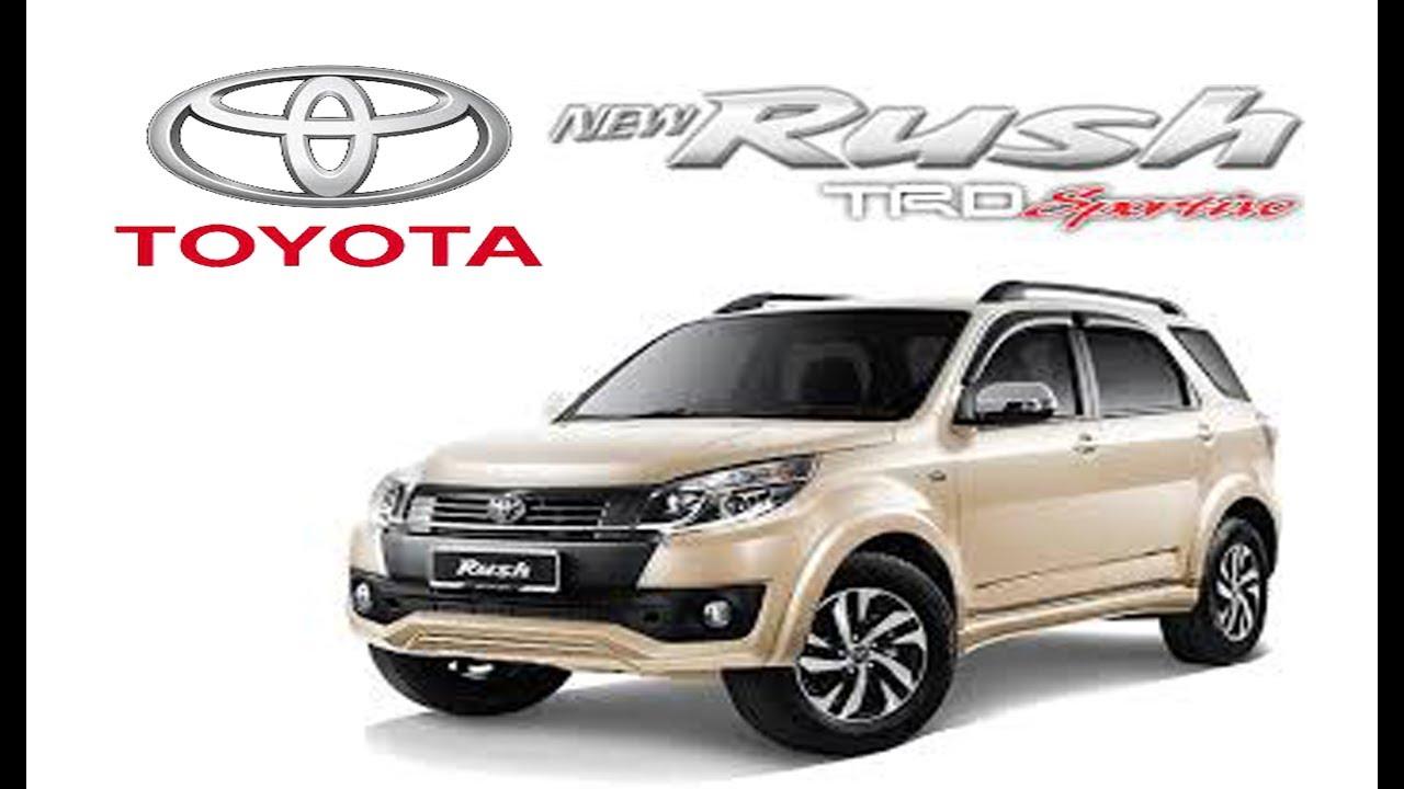 Kelebihan Toyota Rush 2017 Review
