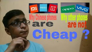 Why Chinese phones are so cheap ? Reason behind flash sales-Explained by Chaitanya