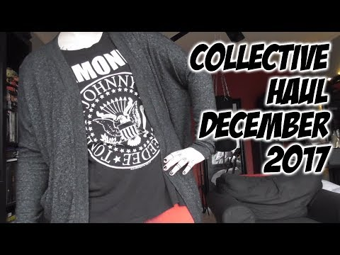 Collective Haul December 2017