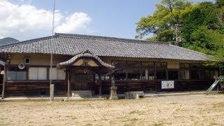 【続・東紀州熊野灘紀行】曽根の飛鳥神社と旧あすか幼稚園130410
