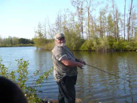 Fishing at ringneck marsh in the iroquois state park near for New york out of state fishing license
