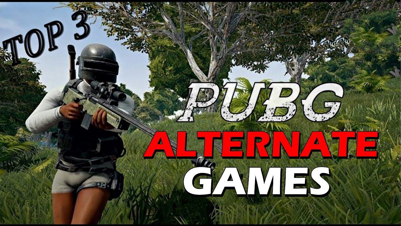 Top 3 Games Like Pubg Offline Under 100 Mb Best Hd Graphics Youtube