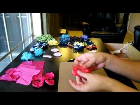 How to make Girls Hair Bows