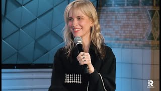 Hayley Williams breaks down 'Petals For Armor I' and confirms future Paramore shows