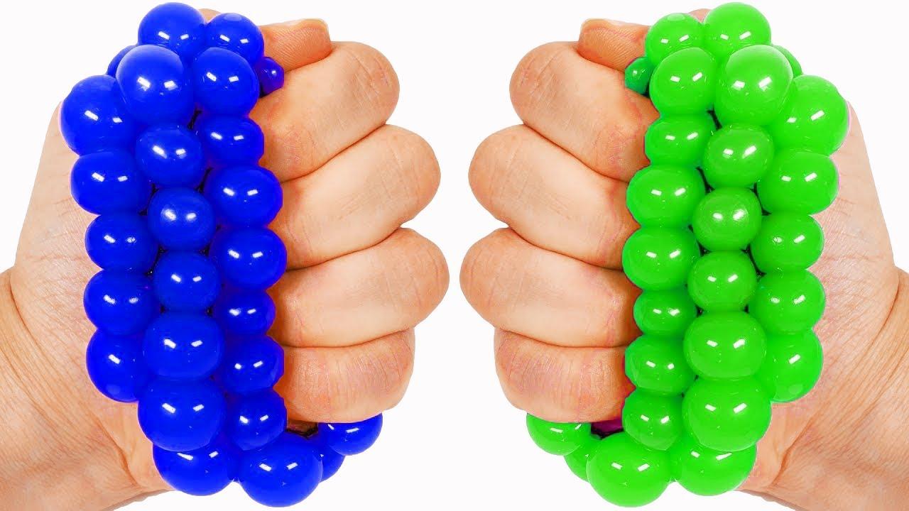 Squishy En Espanol : Mejores Videos Para Ninos Aprendiendo Colores - Squishy Balls For Children Learn Colors For Kids ...