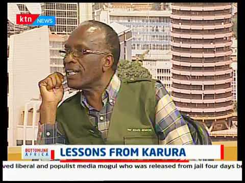 Bottomline: Marking of the 10th Anniversary of Karura Forest