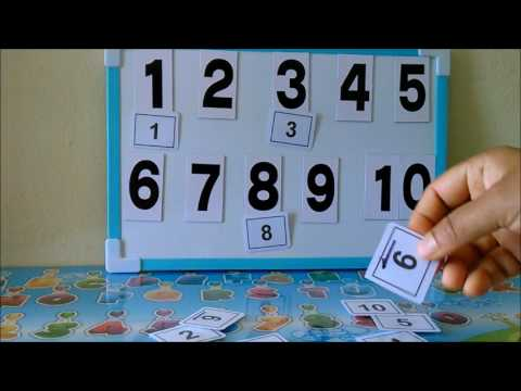 Matching Numbers   Learn Numbers