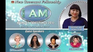 "Dr Jenny Roebert - ""I AM"" Women's Conference"