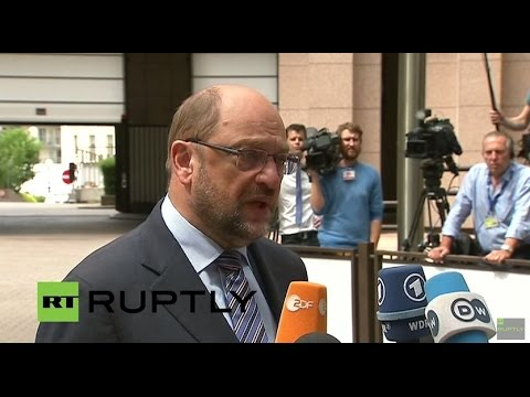 LIVE: Eurogroup and ECOFIN arrive in Luxembourg to discuss Greece