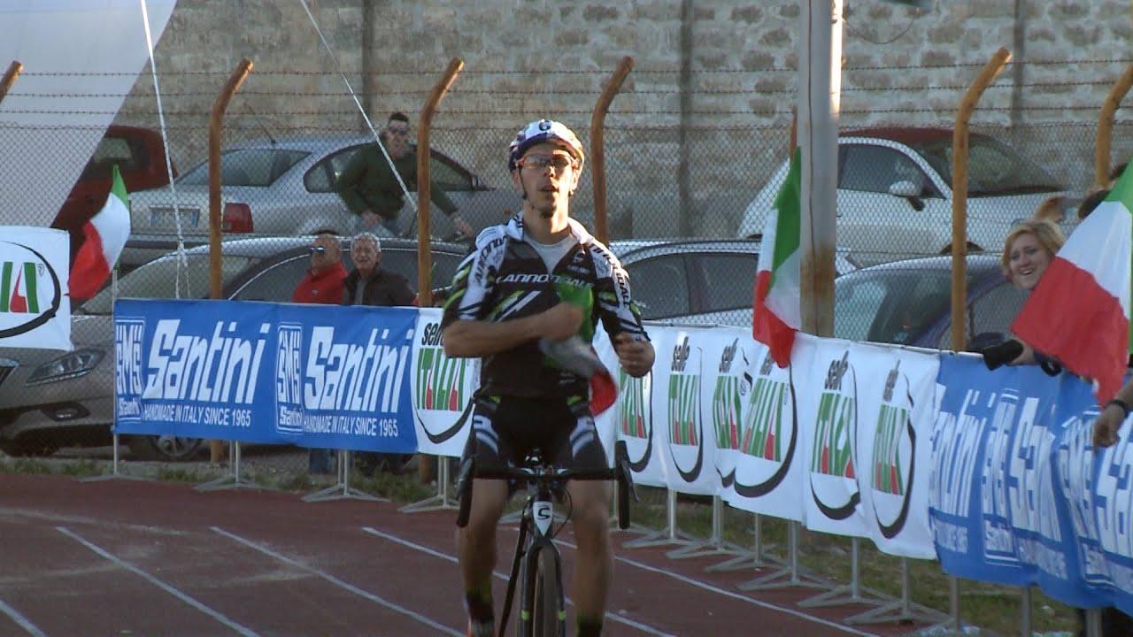 Campionati Italiani Ciclocross - Pezze di Greco 2015 | arrivo ...