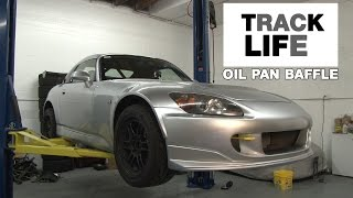 How to Install an Oil Pan Baffle - Moroso - Track Life Episode 5