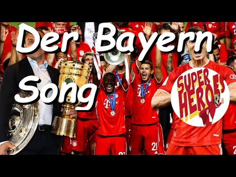 Fc Bayern Songs