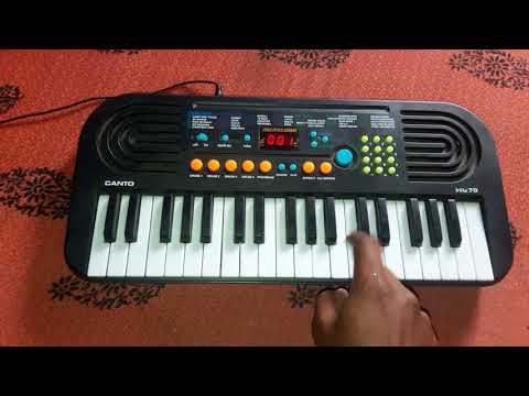 YE TURA NAI JANE Gulabi Kali Cg Song Piano