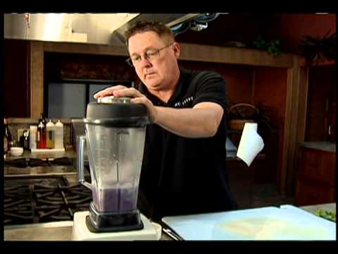 Fruit Smoothie With Mineral Concentrate