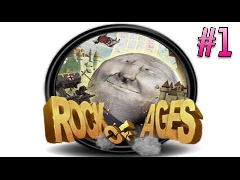 Прохождение Rock of Ages #1