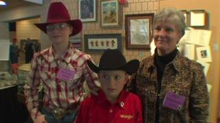 25th National Cowboy Poetry Gathering Video