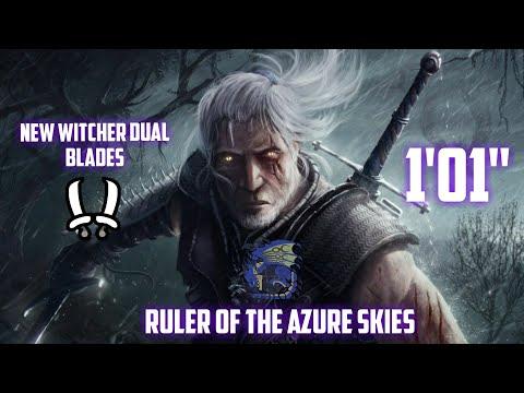 "[Monster Hunter World] 7☆ Ruler of the Azure Skies - 1'01"" - Zireael Dual Blades thumbnail"