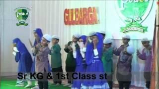 """Nazam """"Allah hi Allah Kiya Karo"""" by Sr.kg & 1st std Students"""