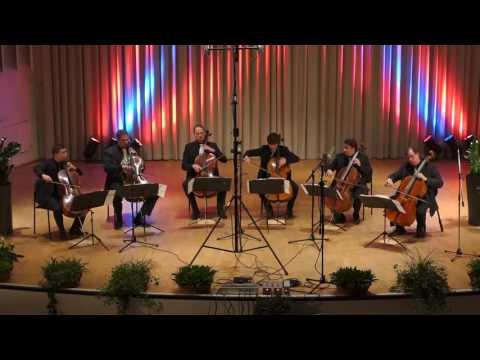 Total Cello Ensemble/Astor Piazzolla: Milonga de la Anunciación (Maria de Buenos Aires)