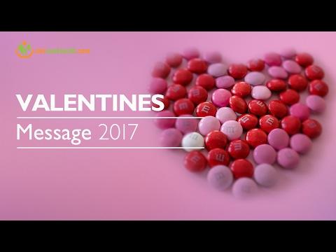 Valentine Message 2017