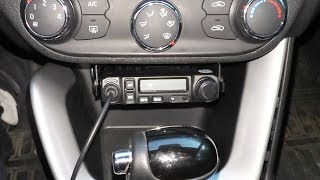 Как я рацию в машину устанавливал Midland M-mini и ML-145