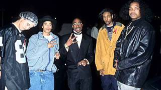 2pac -When We Ride On Our Enemies( Instrumental Death Row Remix)