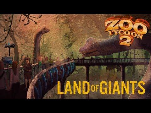 Zoo Tycoon 2: Land of Giants Part 4 - Riverside Allosaurus