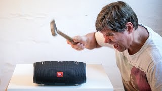 "JBL Xtreme 2 - does ""break-in"" improve the sound?"