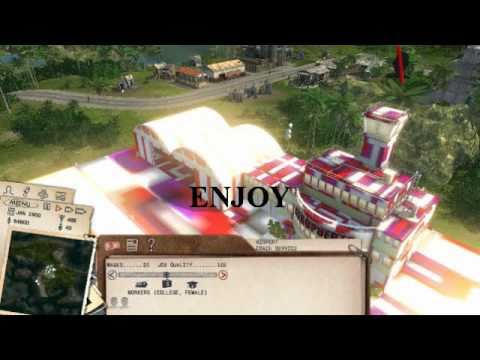 Tropico 3 video game official [HD] Launch Trailer Xbox 360 and PC