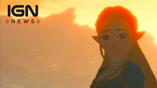 Zelda: Breath of the Wild is a 13.4 GB Download on Switch - IGN News