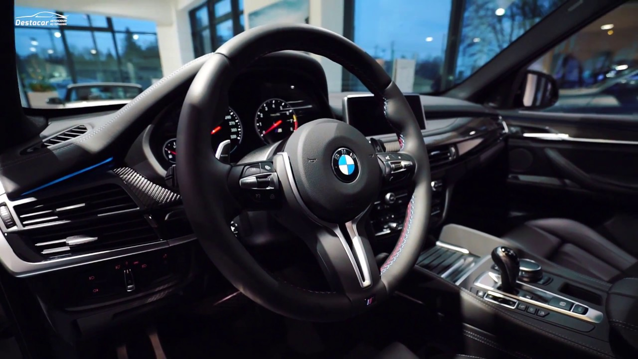 Осматривали BMW X5 в Швейцарии.