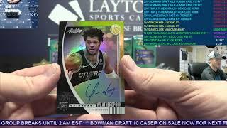 2019-20 Panini Absolute Memorabilia Basketball Hobby 10 Box Case Break #16