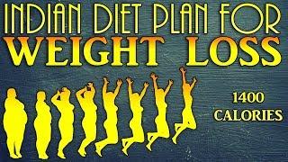 1400 calories Indian diet plan for weight loss   weight loss diet chart