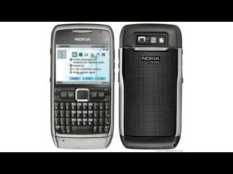 Nokia E71x Video clips - PhoneArena