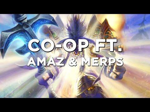Heathstone: Arena Co-Op ft. AmazHS & Merps