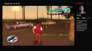 PS4 Gameplay-  GTA Vice City Gameplay 2