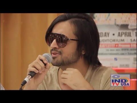 Atif Aslam singing without music | Tera hone laga hoon