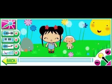 Mega Music Game 3 - DORA Ni Hao Kai - Lan