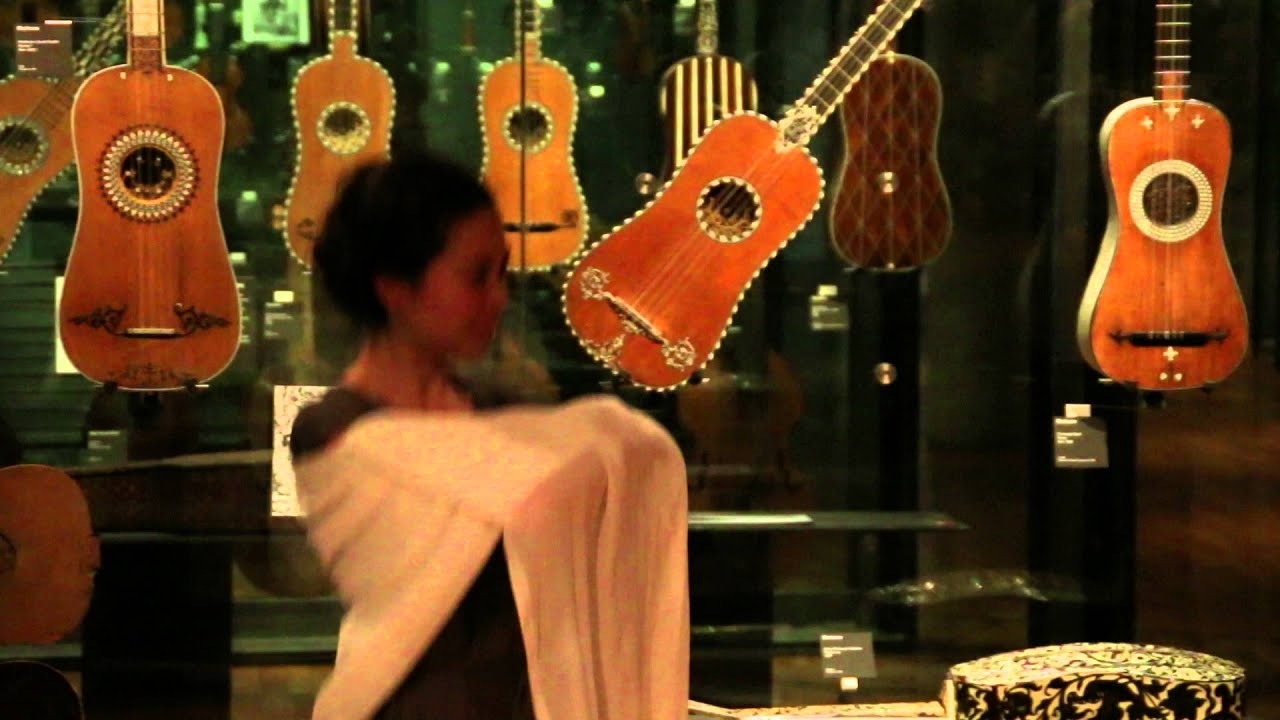 La princesse à la guitare - Bande annonce