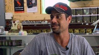 Inside the cannabis-driven economic boom in a Mohawk community