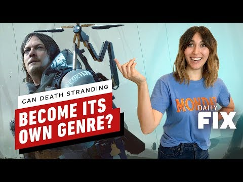 kojima:-more-games-needed-for-death-stranding-genre---ign-daily-fix