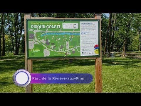 Boucherville: Terrain de Disque Golf