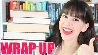 JULY READING WRAP UP 2020 || Books with Emily Fox
