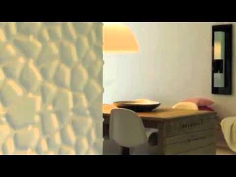 panneaux muraux wallart panneau mural gaps youtube. Black Bedroom Furniture Sets. Home Design Ideas