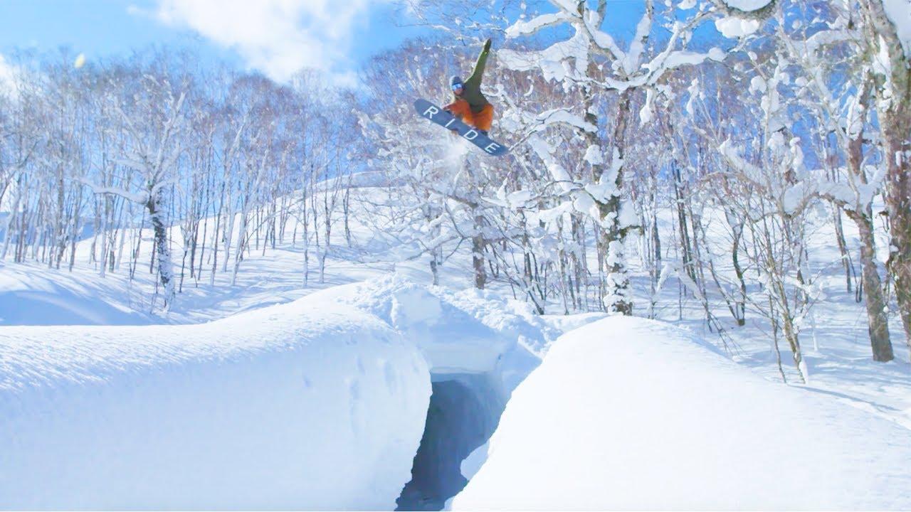Ultimate DIY Japanese Backcountry Snow Park | Hidden ...