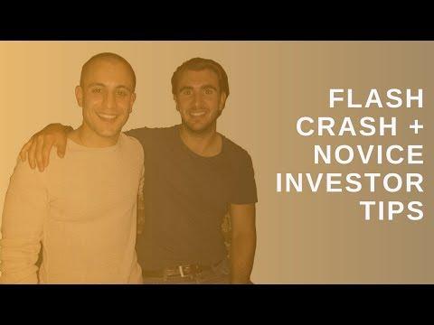 Investor psychology and the flash crash!!