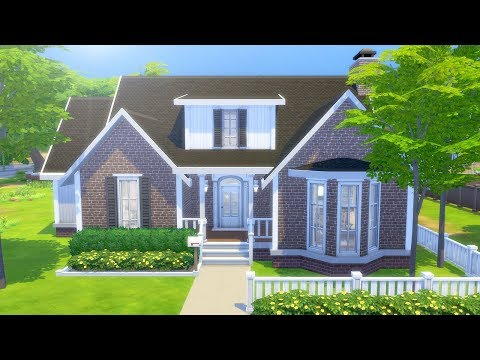 Building a Small Family Home in The Sims 4 (Streamed 2/17/19) thumbnail