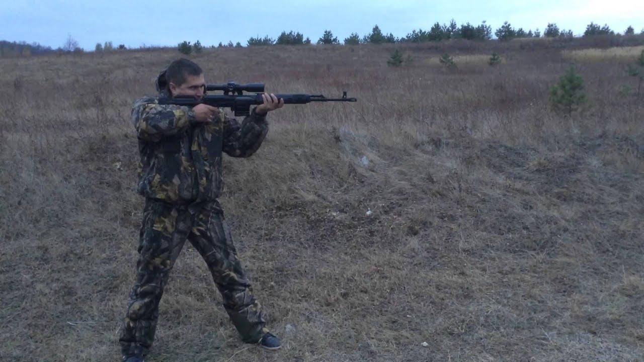 ТИГР 7.62X54R исполнение ЛЕГИОН. - YouTube