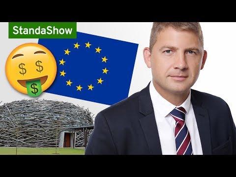 Eurodotace jsou doslova morální a ekonomické zlo, říká Petr Mach - předseda Svobodných